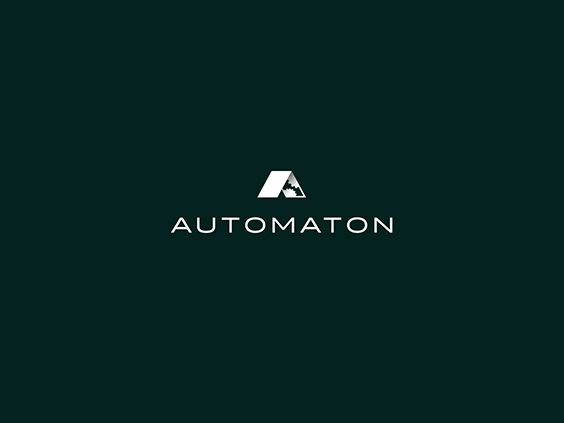 Branding & web design for pioneering gaming company Automaton.   Full case study: http://www.onespacemedia.com/projects/brand-identity-uk-pioneering-games-startup