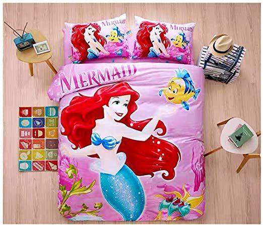 Mermaid Bedding, Little Mermaid Bedding Full Size