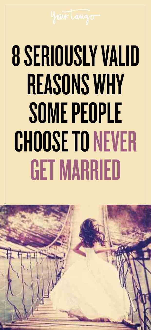 why do people choose to get married