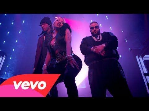 DJ Khaled - I Wanna Be With You ft. Nicki Minaj, Future, Rick Ross - YouTube