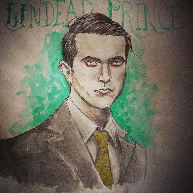 """SIMON MONROE the undead prince? From """"in the flesh""""  series  #savetheflesh  My facebook Www.facebook.com/Monsieur.Flamel   Please if you like it, share. It really means a lot for me. Thank you."""