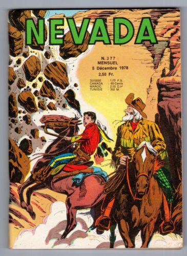"BD ""Nevada NO 377"" 1978 Petit Format LUG | eBay"