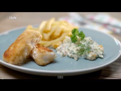 Libelle - FishSticks met Frietjes