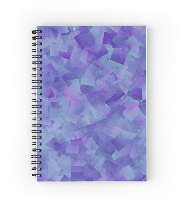 Hues Of Purple Cut Paper Pattern | Hardcover journals also available in ruled line, graph, or blank.