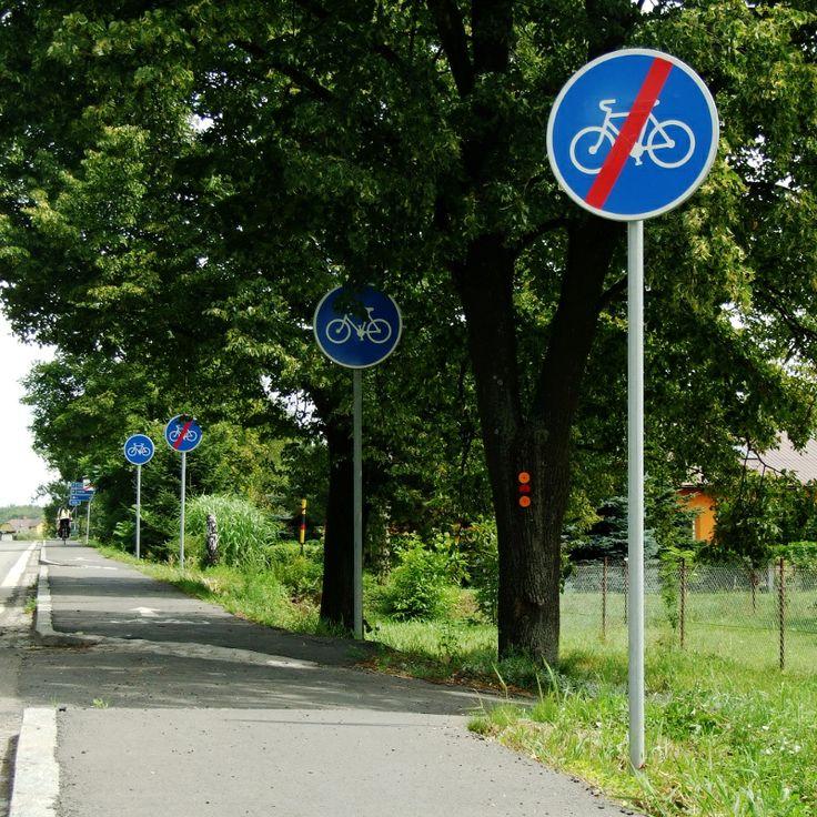 drogi dla rowerów to duże wyzwanie