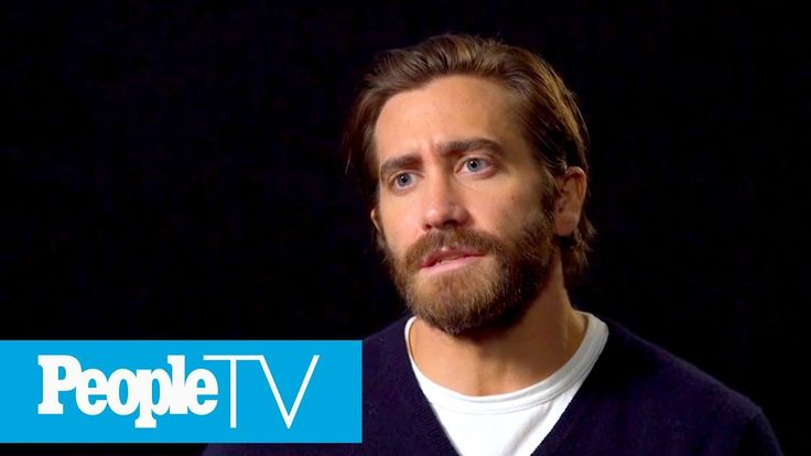 Jake Gyllenhaal On His Love Life Rumors, Desire To Start A Family & New Movie 'Stronger' | PeopleTV - People TV Videos