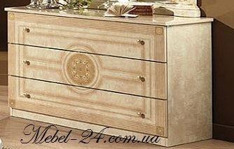 Комод Рома Мебель Сервис купить, классический комод в стиле барокко, низкая цена, описание