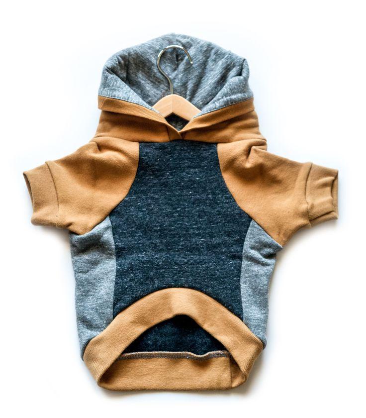 best dog hoodie ever! #pennpoochstyle