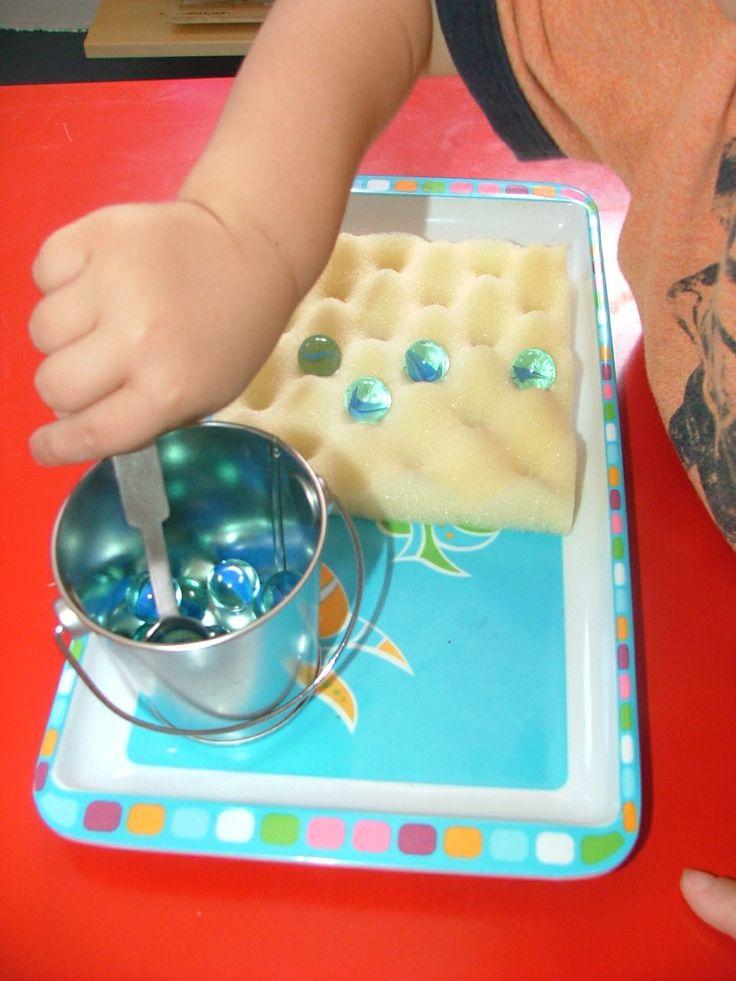 Little Hands, Big Work: Activities We've Been Upto