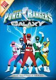 Power Rangers Lost Galaxy: The Complete Series [5 Discs] [Blu-ray] [DVD]