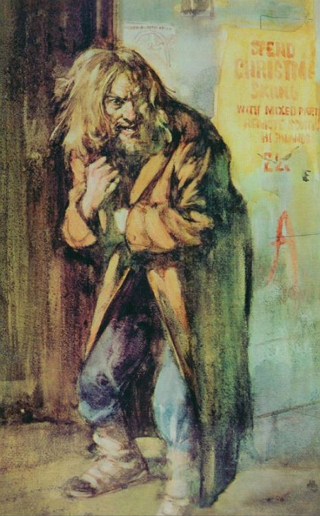 My God: Jethro Tull's 'Aqualung' really IS an album that you MUST hear before you die | Dangerous Minds