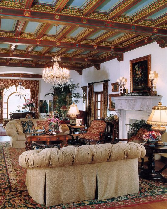 Stunning Formal Living Room By Mister Robert
