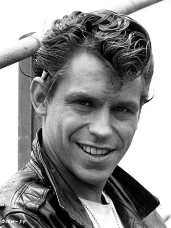 """Kenickie (Jeff Conaway) - Grease 1978. """"A hickey from Kinickie, is like a Hallmark card, when you care enough to send the very best."""""""