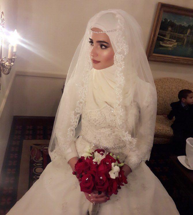 Best Hijab Bride Ideas On Pinterest Wedding Hijab Styles