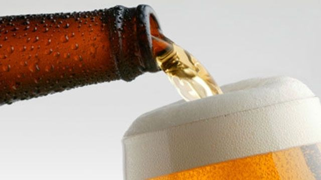 Many will consume beer on St. Patrick's day.  There are health benefits to beer.  In moderation of course.