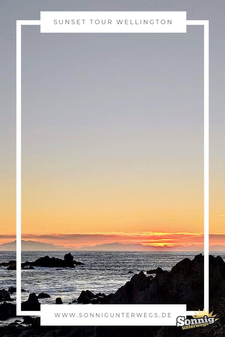 Geheimtipp Fur Den Sonnenuntergang In Wellington Sonnig Unterwegs Reiseblog In 2020 Reiseziele Sonnenuntergang Urlaubsreisen