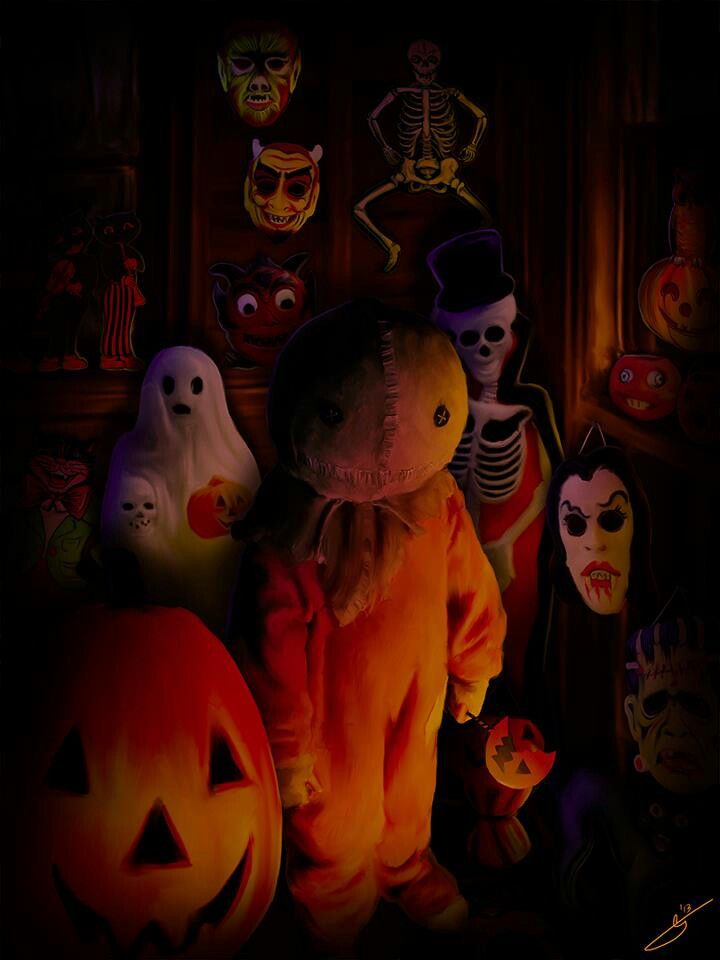 Scariest halloween movies for teens, tiffany nicole nude