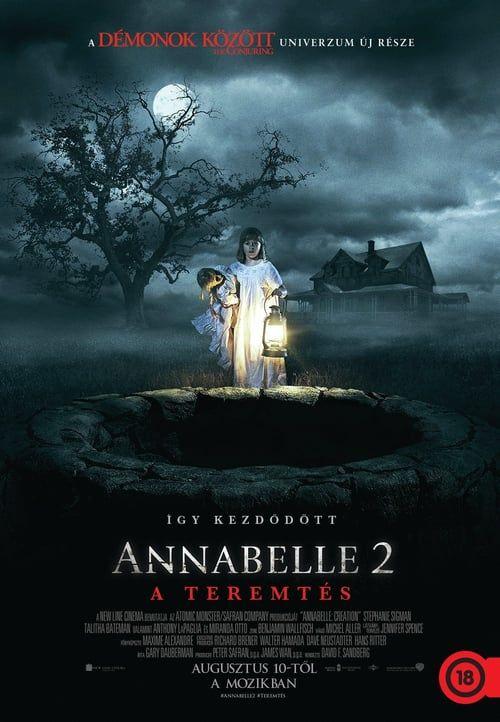 Annabelle: Creation Full Movie Online☆[HBSM]☆
