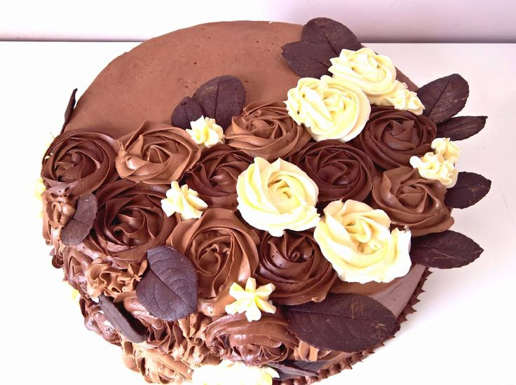 chocolate  rosette cake czekolada, wiśnie i cherry https://www.facebook.com/1844109082573556/photos/a.1847353418915789.1073741829.1844109082573556/1884728958511568/?type=3&theater