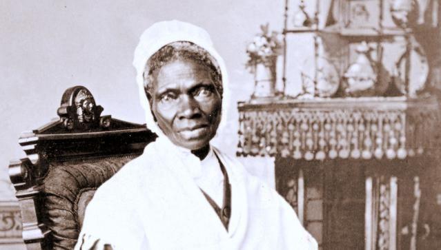 Sojourner Truth, precursora del 'feminismo negro': Sojourner Truth.