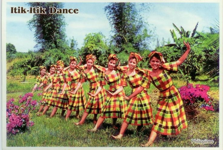 Itik-itk Dance