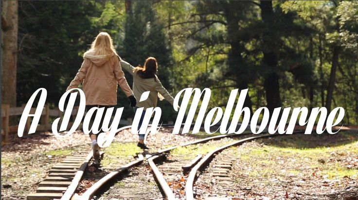 A video of my trip to Melbourne.