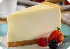 Resultado de imagen para new york cheesecake