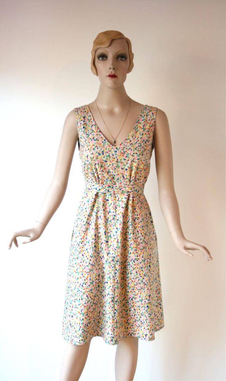 The Sunspot Dress