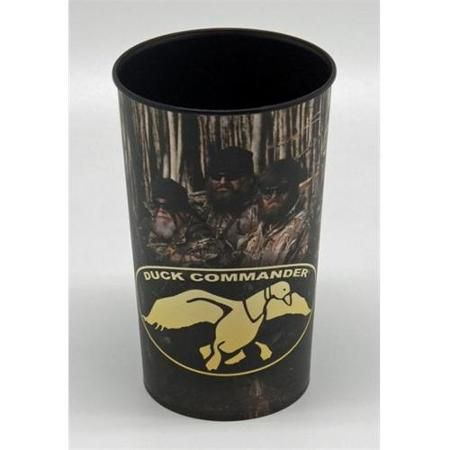 Duck Commander DC-22-CREW New 22 Oz.  Heavy-Duty Souvenir Cup, Duck Crew