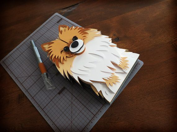 Capture your favorite pet in paper sculpture form. Using Acid free colored cardstock paper, I will create a unique personalized piece of art for