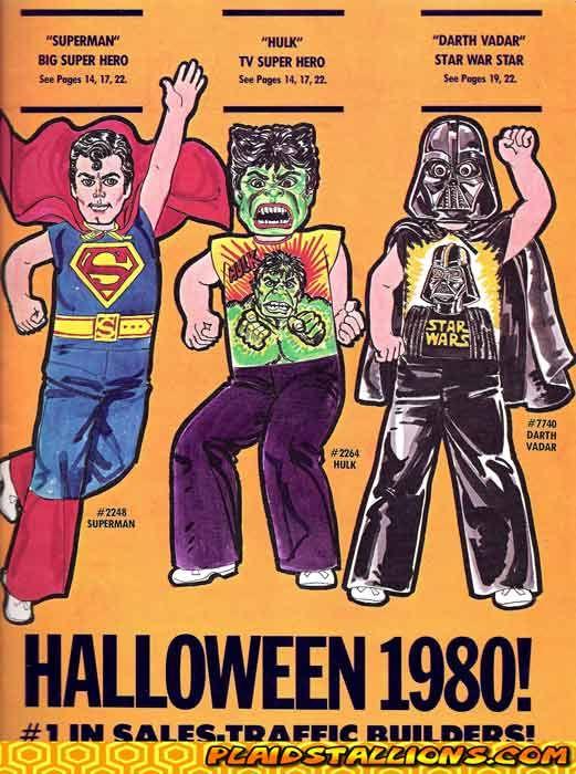 Ben Cooper Halloween Costume Catalog