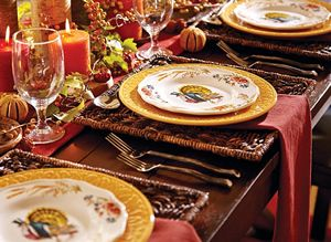 Click on pictures to go to World Market coupon code 2013 - 20% discount on mix & matchplates, flatware & changers