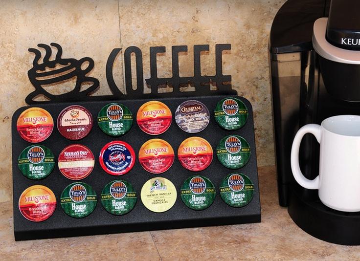 Cup Prepackaged Coffee
