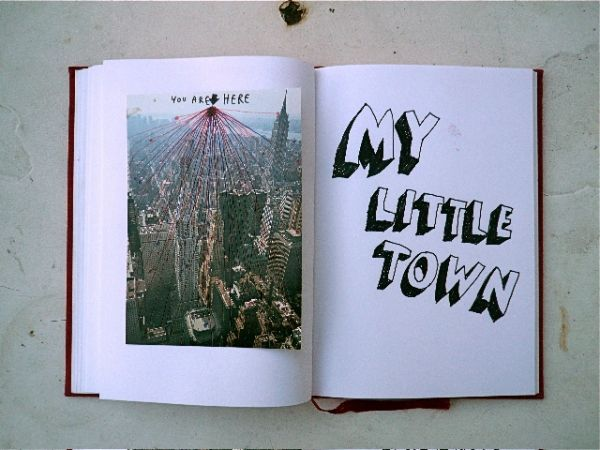 My little town by KASPER EISTRUP