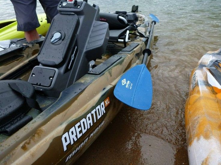 Modular Electric Kayaks : Predator XL Kayak