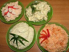 Smak Zdrowia: Pasty kanapkowe
