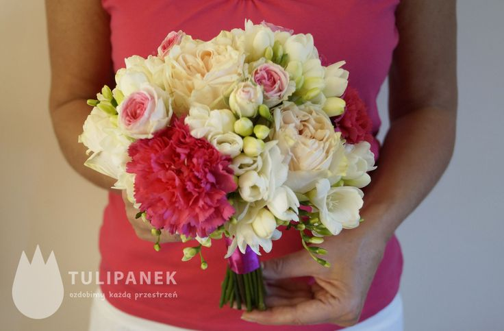 Bukiety ślubne | Tulipanek