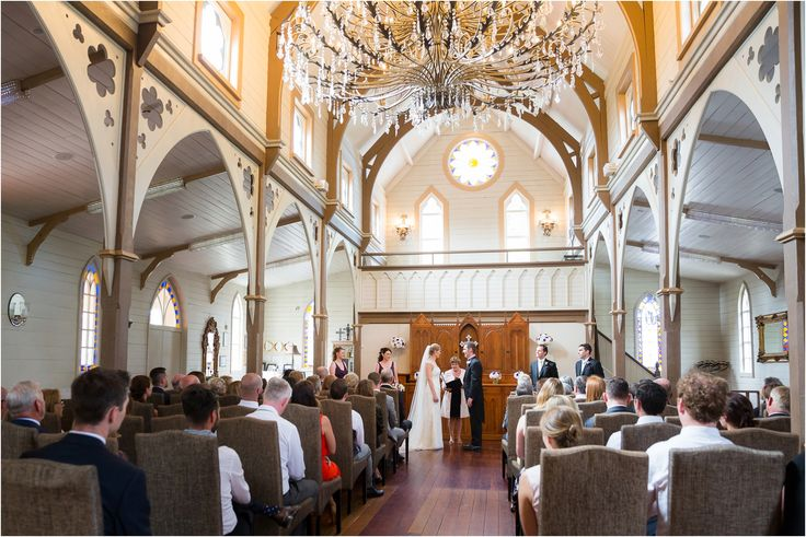 Hawkes Bay Wedding, The Old Church, Linda Baylis Photography