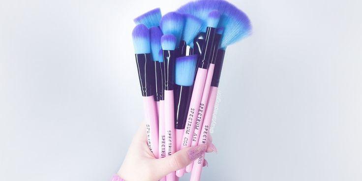 Brochas de maquillaje súper lindas que quiero, aunque no sepa cómo usar