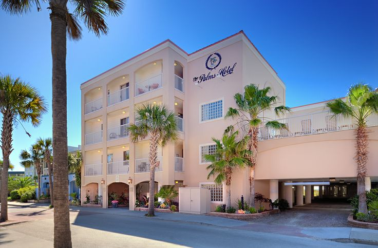 The Palms Hotel Isle Of Sc Beachfront Accommodations In South
