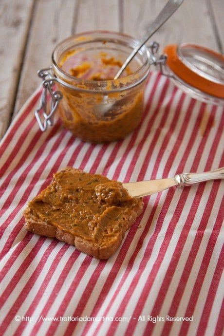 Crema di verdure estive: da splamare sul pane o per condire la pasta! - Trattoria da Martina