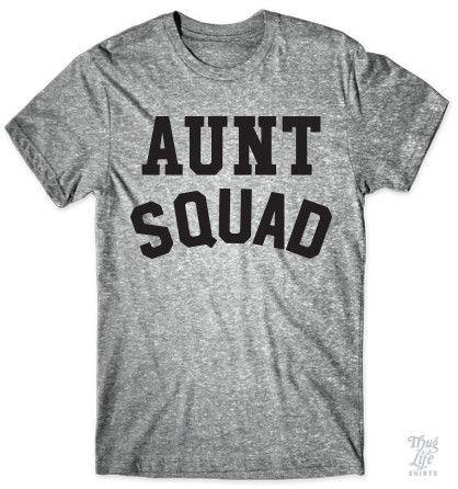Aunt Squad!