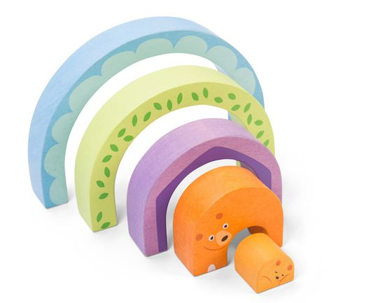 Momma Bear Tunnel Puzzle | Le Toy Van Petilou | Buy at DirectToys NZ