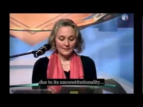 AZK - Sylvia Stolz - Lawyer Who Was Jailed for Presenting Evidence in th...