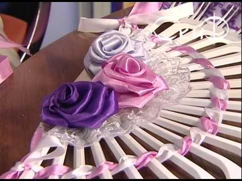 Красивые вещи из обычные предметов. Как сделать веер из... одноразовых вилок? Смотрите подробный мастер-класс.