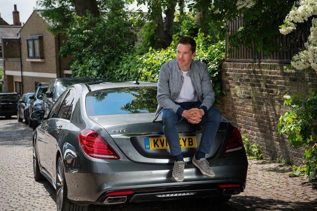 Mercedes-Benz Cars UK i Benedict Cumberbatch