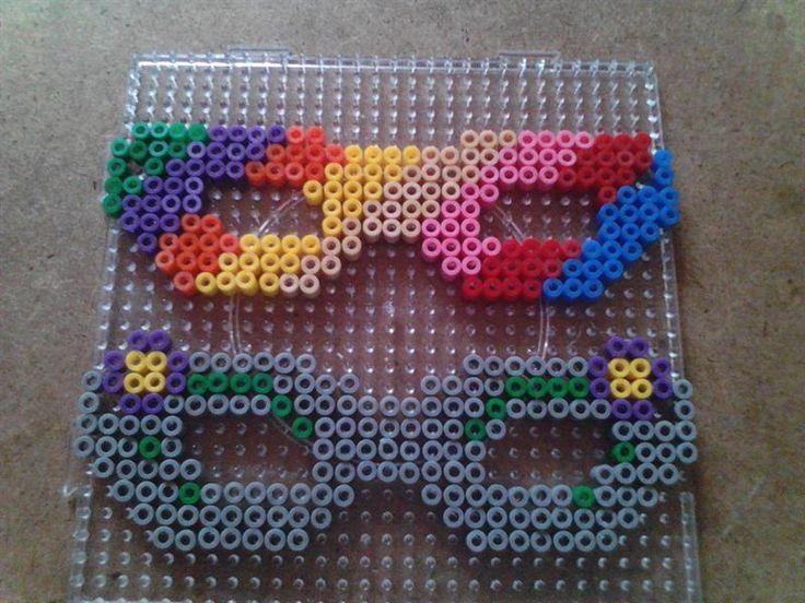 Carnaval masks perler beads by Anta V. - Perler® | Gallery