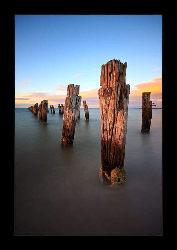 Clifton Springs by halloosin8 on Flickr. Clifton Springs is a coastal town located on the Bellarine Peninsula, near Geelong, Victoria, Australia, named after local mineral springs, which were found around Fairy Dell.