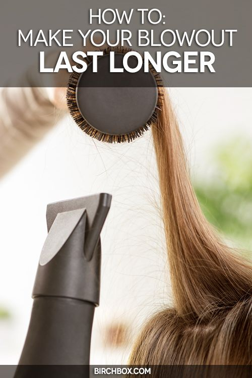 How To: Make Your Blowout Last a Week