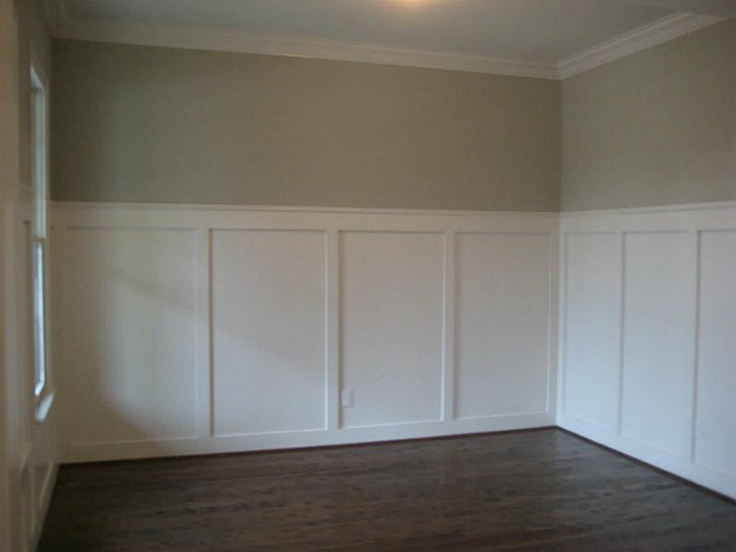 Arts And Craft Style Wainscoting Amp Trim Details